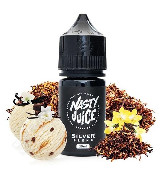 Nasty Silver Salt 30ml 1