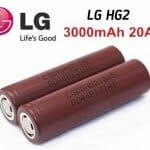 LG | Chocolate HG2 3.6V 3000mAh | Bateria 18650