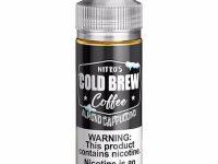 Nitro's Cold Brew | Almond Cappuccino 100ml