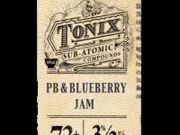 Element | Tonix | PB & Blueberry Jam 60ml