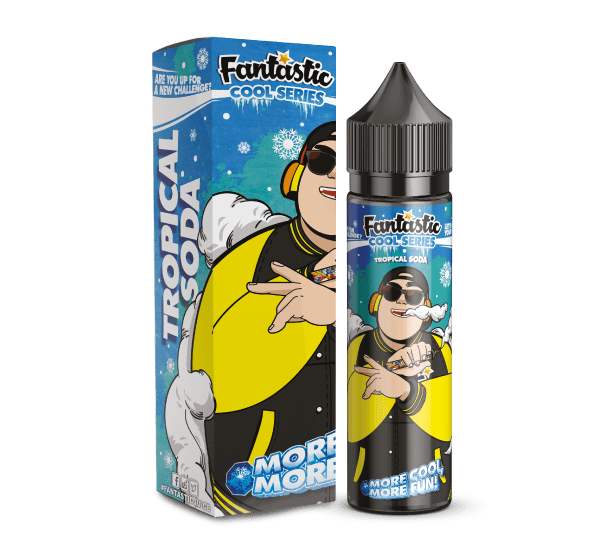Fantastic | Tropical Soda 60ml