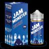 Monster Vape   Jam Monster   Blueberry 100ml