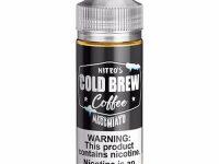 Nitro's Cold Brew | Macchiato 100ml