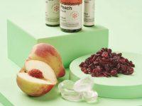 Dream Collab   Cranberry Peach ICE 30ml/60ml
