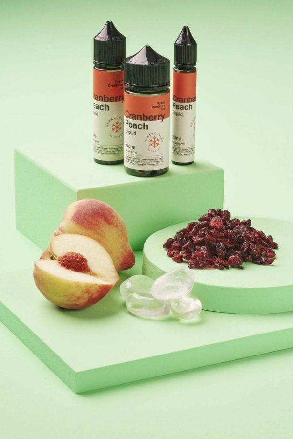 Dream Collab Cranberry Peach ICE 60ml 1