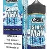 One Hit Island Man ICE Salt 30ml 1