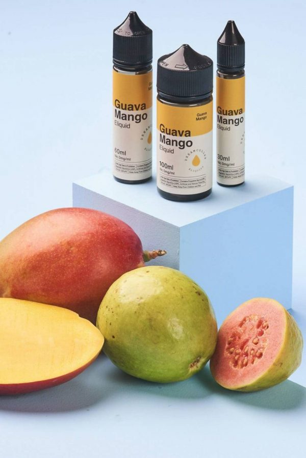 Dream Collab Guava Mango 60ml 1