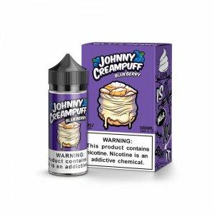 Johnny Creampuff   Blueberry 100ml