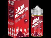Monster Vape | Jam Monster | Strawberry 100ml