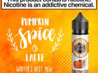 Barista Brew Co. Pumpkin Spice Latte 60ml 1