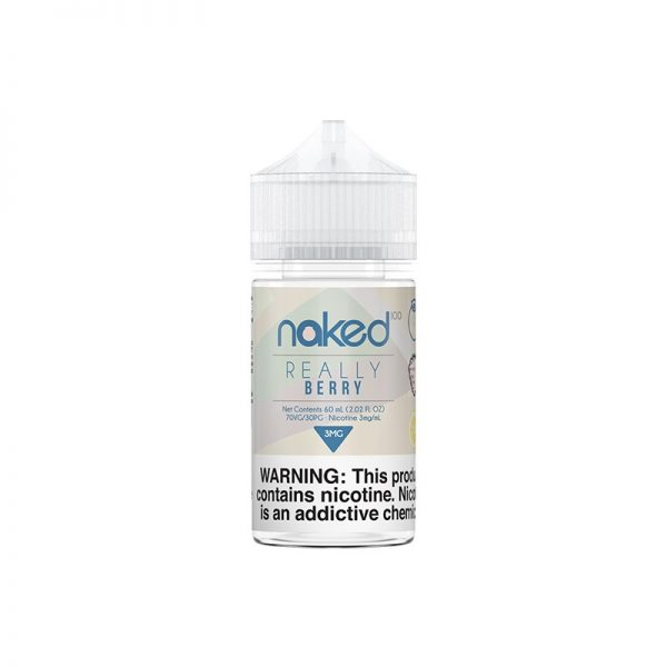 Naked Really Berry 60ml 1