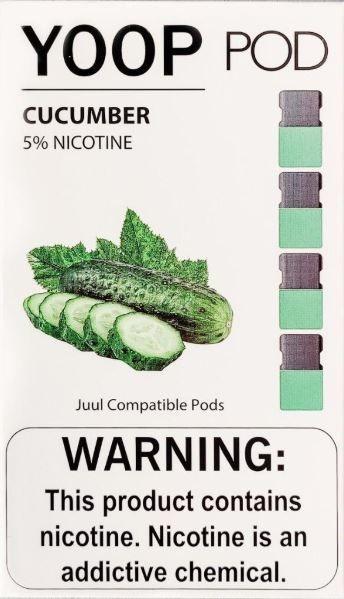 Yoop Pod | Cucumber