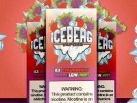 Iceberg | Strawberry Grape Low Mint 60ml/100ml