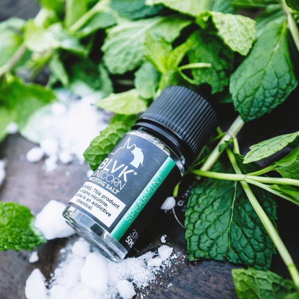 BLVK | Spearmint Salt 30ml