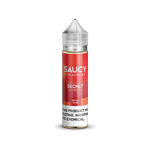 Saucy Secret Gummy 60ml 1