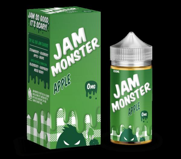 Monster Vape | Jam Monster | Apple 100ml