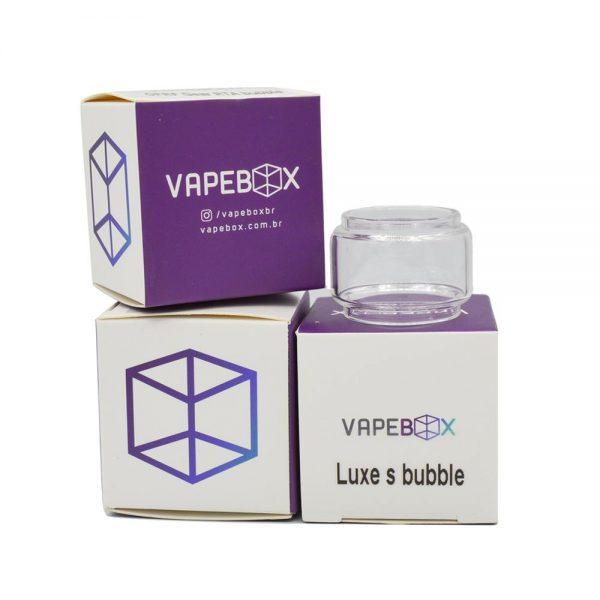 VapeBox | Vidro P/ Vaporesso Sky Solo Plus, SKRR E SKRRS (Luxe/LuxeS E Gen)