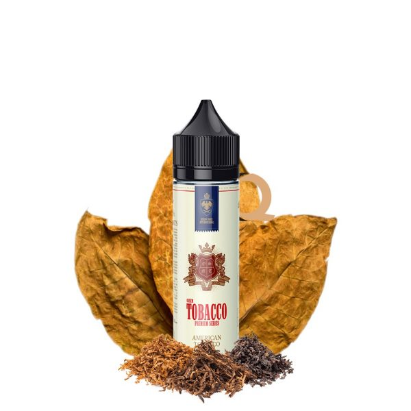 Ossem | American Tobacco Salt 30ml