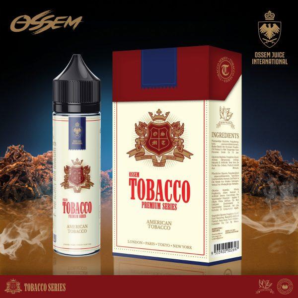 Ossem   American Tobacco 60ml
