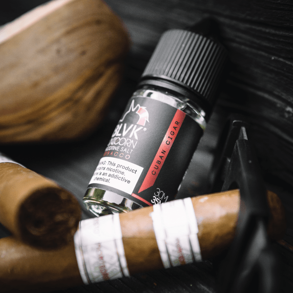 BLVK Cuban Cigar Salt 30ml 1