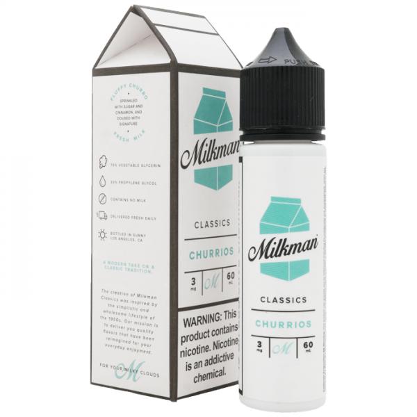 MilkMan Churrios 60ml 1