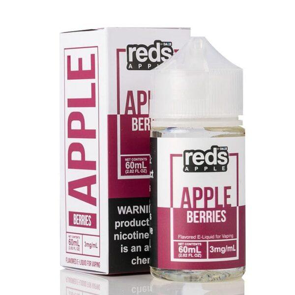 Reds   Berries 60ml