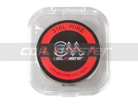 Coil Master | Fio ss316lwire 100FT