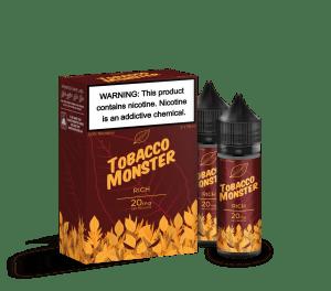 Monster Vape | Tobacco Monster | Rich Salt 15ml