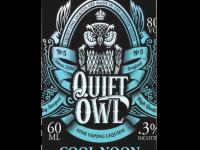Quiet Owl | Cool Noon  60ml