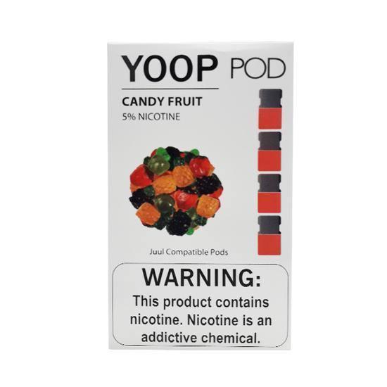 Yoop Pod   Candy Fruit