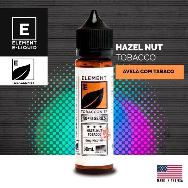 Element   Hazelnut Tobacco 60ml