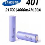 Bateria 40T Samsung 21700