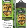 One Hit Army Man Salt 30ml 1