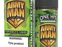 One Hit   Army Man Salt 30ml