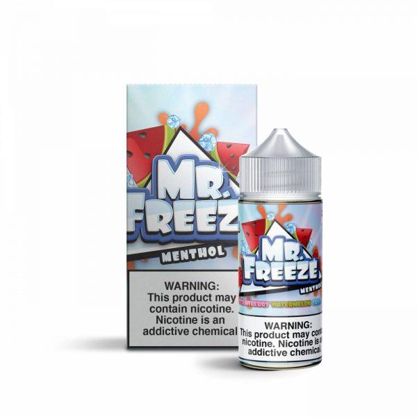 Mr Freeze | Strawberry Watermelon Frost 100ml