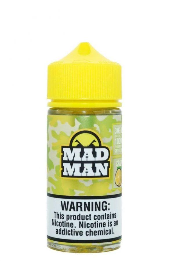 Madman   Crazy Lemon 100ml