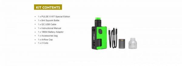 Vandy Vape Pulse X Kit 1