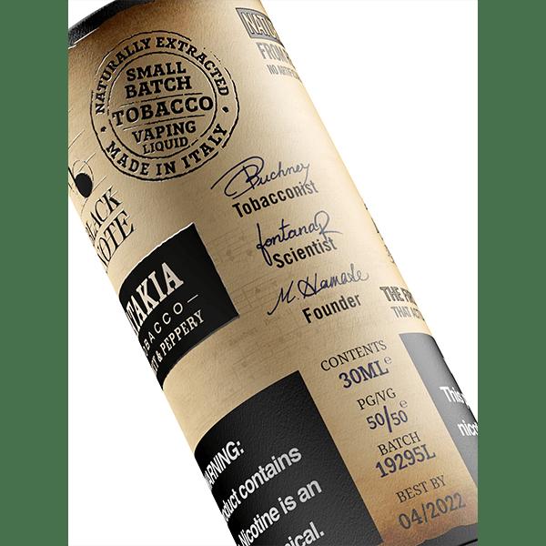 Black Note Latakia Tobacco 30ml 2
