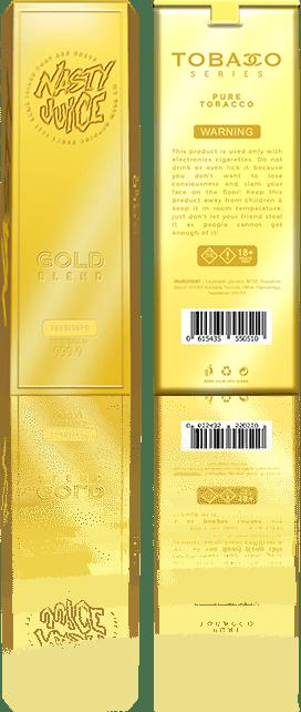 Nasty | Gold Blend 60ml