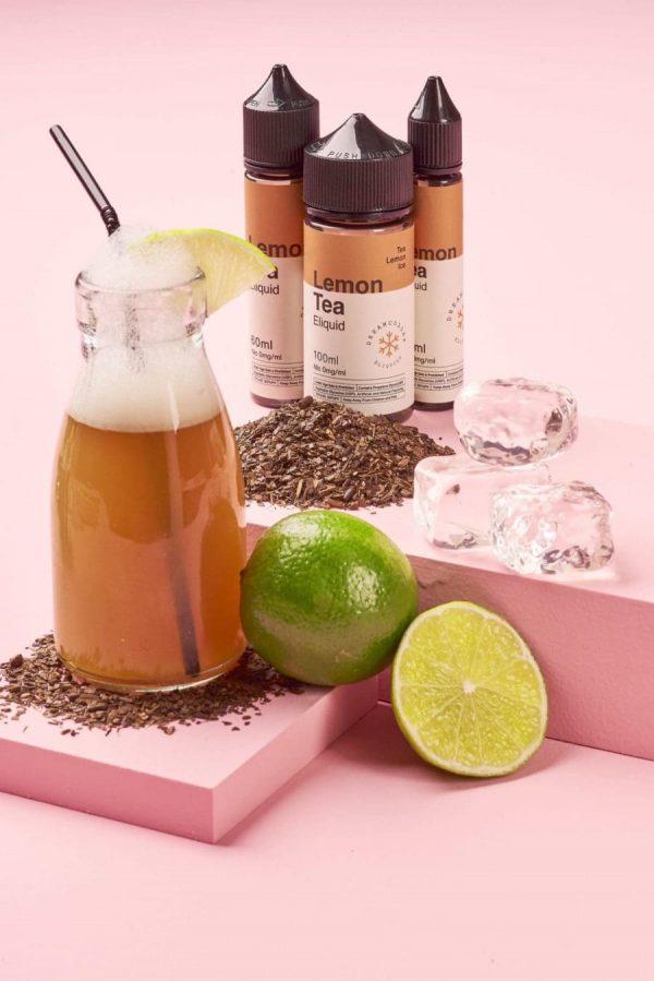 Dream Collab Lemon Tea ICE 60ml 1