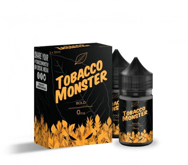 Monster Vape   Tobacco Monster   Bold 60ml