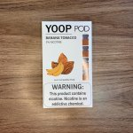 Yoop Pod | Banana Tobacco