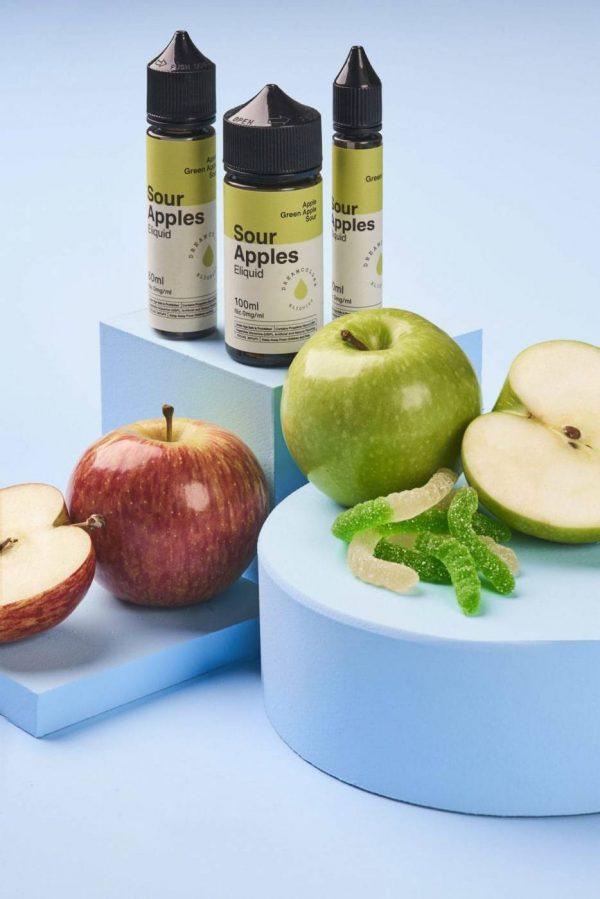 Dream Collab Sour Apples 60ml 1