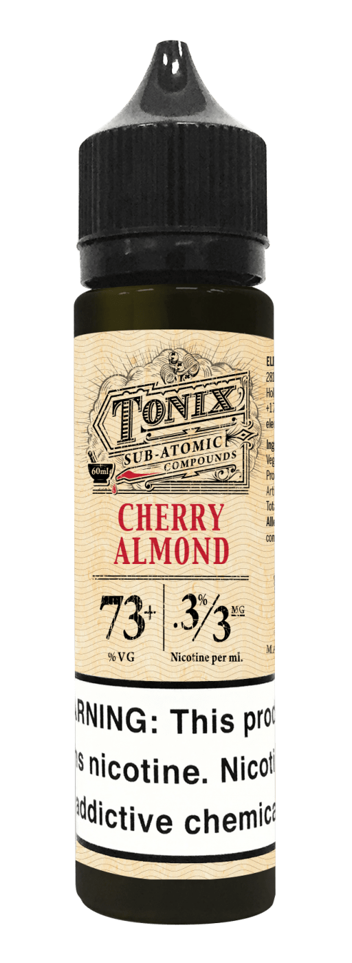 Tonix Cherry Almond 60ml 1