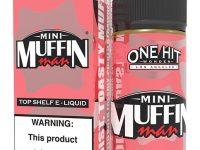 One Hit   Mini Muffin Man Salt 30ml