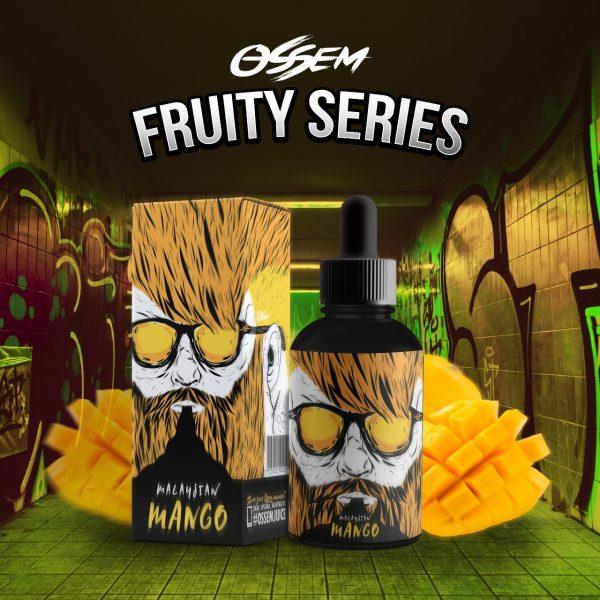 Ossem | Malaysian Mango 60ml
