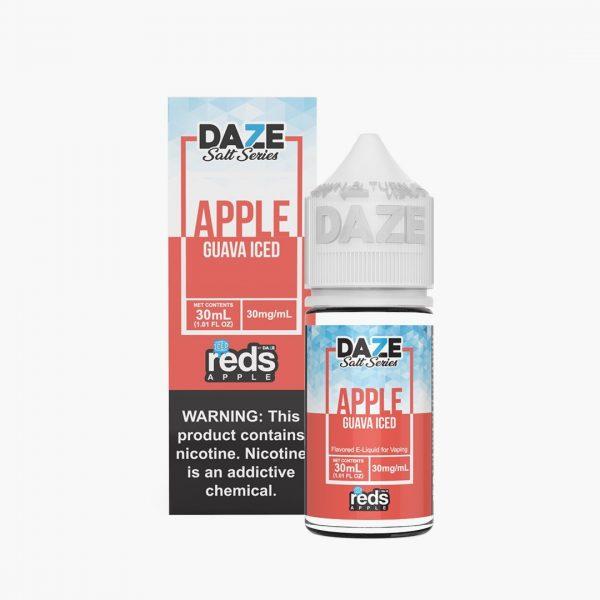 Reds | Apple | Guava Iced Salt 30ml