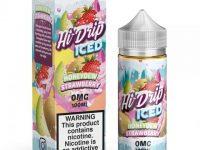 Hi-drip   Honeydew Strawberry Iced 100ml