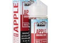 Reds   Apple   Apple Iced 60ml