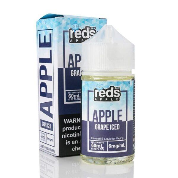 Reds   Grape Iced 60ml